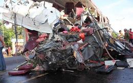 Vụ tai nạn 13 người chết: Vợ tài xế phải vay tiền sửa xe vào tối hôm trước?