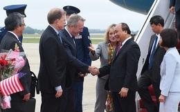 Thủ tướng Nguyễn Xuân Phúc rời New York đến Washington