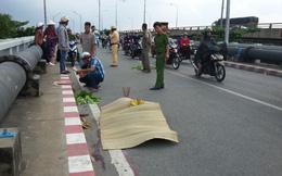 Đang điều khiển xe máy, người đàn ông tự ngã ra đường tử vong ở Sài Gòn