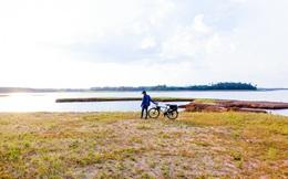 Chàng trai Quảng Trị đạp xe xuyên Việt trong 1 tháng với 5 triệu đồng