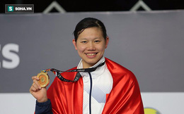 Chưa đấu, Ánh Viên đã biết Nguyễn Hữu Kim Sơn sẽ đoạt HCV