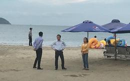 """Bí thư Nguyễn Xuân Anh """"âm thầm"""" đi thị sát ô nhiễm biển Đà Nẵng"""