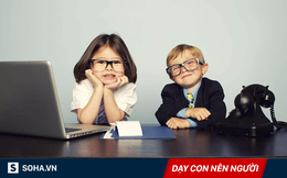 5 việc này, giáo viên giỏi đến đâu cũng khó có thể đem lại cho con bạn: Bố mẹ phải làm!
