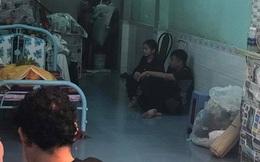 Con gái nuôi túc trực bên linh cữu nghệ sĩ hài Khánh Nam