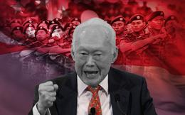 """Lý Quang Diệu và chuyện chưa kể trong 25 năm """"lột xác"""" ngoạn mục của quân đội Singapore"""