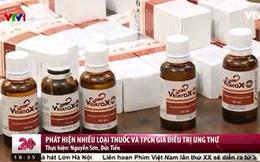 Lại phát hiện thuốc chữa ung thư giả có cả tem chống hàng giả như của Bộ Công an
