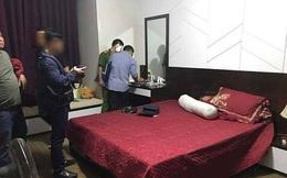 18 giờ truy bắt kẻ giết người phụ nữ ở chung cư cao cấp Royal City