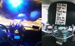 """Hành khách trên khắp thế giới thi nhau chia sẻ những chuyến đi taxi """"nhớ đời"""""""