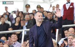 """Uy tín của Giggs tăng vùn vụt: Lên """"sếp"""" tại Việt Nam, khiến nhà cái phải lo lắng"""