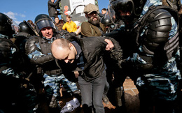 Nga: Phản ứng về vụ biểu tình, thủ lĩnh đối lập bị bắt đã được lên kế hoạch 2-3 năm trước