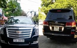 Báo cáo Thủ tướng việc cấp biển số xe ô tô 80A, 80B cho doanh nghiệp