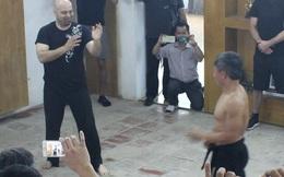 """Võ sư Flores bị liên tiếp hai cao thủ kickboxing """"khiêu chiến"""""""