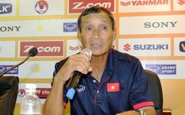 """Sếp lớn VFF liên tục """"tấn công"""" ông Mai Đức Chung giữa buổi họp báo"""