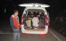 Chặn chiếc xe bị nghi ngờ, cảnh sát phanh phui sai phạm không thể tha thứ