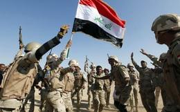 """Quân đội Iraq giải phóng Hawija, """"tranh thủ"""" đẩy IS sang  địa bàn người Kurd"""