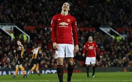 Mourinho bất lực toàn tập, Man United gây thất vọng não nề