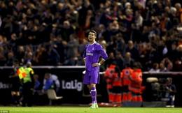 Ronaldo: Màn ăn mừng lạ lùng sau bàn thắng bị biến thành vô nghĩa