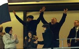 Dù đã xa, tình yêu của David Beckham vẫn hướng trọn về Man United