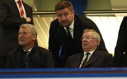 Sir Alex, Beckham mặt như đưa đám sau thất bại của Man United