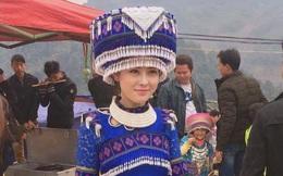 Cô gái dân tộc đang được dân mạng tìm kiếm nhiều nhất những ngày qua