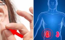 Cách massage dưỡng thận, bổ tim, loại mỡ thừa...: Rất đơn giản, chỉ mất vài phút mỗi ngày