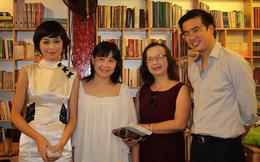 Chân dung vợ sắp cưới kém 10 tuổi, là nhà văn của cựu BTV thời sự Quang Minh
