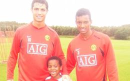 Cậu em họ tài năng đang khiến CĐV Man United nức lòng của Nani là ai?