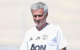 Mourinho ra sách lược lạ lùng trong chuyến du đấu trên đất Mỹ