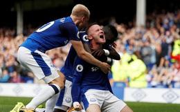 Rời Man United trong tủi hổ, Rooney có ngày trở về oanh liệt ở Goodison Park