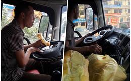 """Những chiếc bánh mỳ """"không người lái"""" và câu chuyện buồn của anh tài xế"""