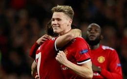 """Không khiến CĐV """"phát điên"""" như Cantona hay Rashford nhưng McTominay quá tốt với Mourinho"""