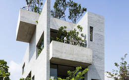 Cận cảnh kiến trúc Việt được vinh danh ở giải thưởng Nhà ở của năm
