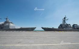 Chiến hạm Mỹ mang tên thành phố Việt Nam tiến vào Biển Đen trong thời khắc nhạy cảm