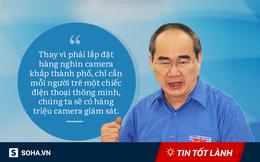 TIN TỐT LÀNH ngày 22/5: Hành động bất ngờ của tân Bí thư TP.HCM Nguyễn Thiện Nhân