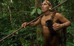 Cuộc sống của bộ lạc săn khỉ ở Amazone