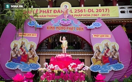 Sài Gòn rực rỡ mừng Đại lễ Phật Đản 2017