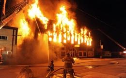Cô bé 5 tuổi cứu cả gia đình thoát khỏi trận hỏa hoạn nghiêm trọng