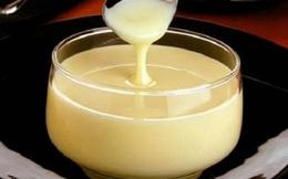 Sữa đặc có đường và không đường: Loại nào tốt hơn?