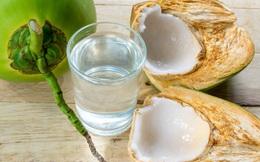 Thay vì nước cam, mỗi ngày uống 1 cốc nước dừa: Hiệu quả bất ngờ với người muốn giảm cân