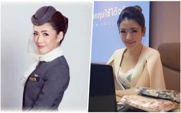 Nữ tiếp viên hàng không xinh như minh tinh lại nhiều tài lẻ khiến dân tình thích thú