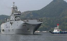 Pháp tranh thủ Đối thoại Shangri-La để chào mời các nước châu Á-TBD mua tàu đổ bộ Mistral