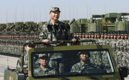 Ấn Độ rúng động vì câu nói của ông Tập Cận Bình trước ba quân Trung Quốc