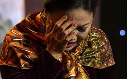 Siu Black khóc nghẹn khiến đồng nghiệp phải trấn an ngay trên sóng truyền hình