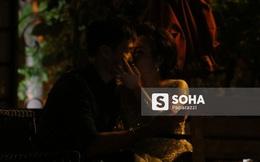 Rời VTV Awards, vợ chồng Bảo Thanh ngập tràn hạnh phúc, hôn say đắm ở nơi công cộng