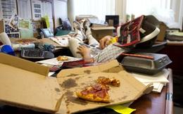 9 thói xấu khó bỏ của dân văn phòng