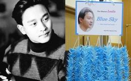 14 năm qua đi, fan hâm mộ vẫn khóc vì thương nhớ Trương Quốc Vinh