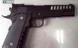 Táo tợn dùng súng cướp đại lý vé số giữa ban ngày ở Sài Gòn