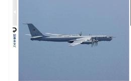 Báo Nhật: 6 chiến đấu cơ Nga bất ngờ áp sát không phận Nhật Bản từ 3 hướng