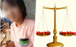 """Câu đố """"1kg sắt và 1kg bông cái nào nặng hơn"""" cùng lời đáp giúp cô gái nổi tiếng MXH"""