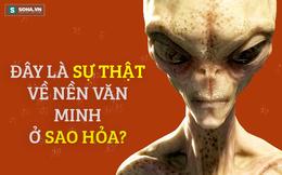 Bị nghị sĩ Mỹ ép, đại diện NASA đành nói ra sự thật về nền văn minh trên sao Hỏa